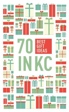We personally visited every store and website in Kansas City this year  (twice) and have determined the very best things...and there are somany  things. Here's a collection of our favorites. You're sure to find a few  winners in here, so take a look. How'd we do?