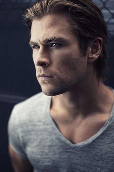 Chris Hemsworth as Stone in Heart of Stone. #wattpad