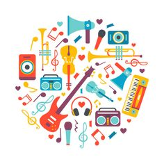 Best Ideas For Music Instruments Piano Art Music Decor, Art Music, Music Logo, Music Class, Music Is Life, Touches De Piano, Mundo Musical, Piano Art, Music Drawings
