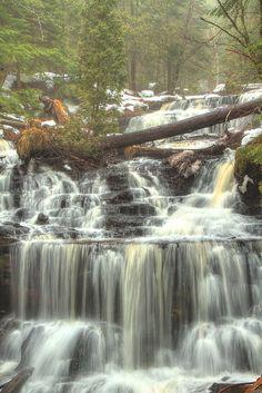 Wagner Falls - Munising