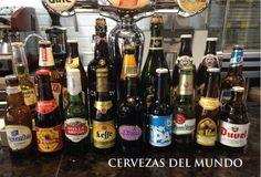 Nuestra selección de cervezas del mundo
