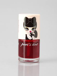 "Peri Pera Peri's Tint Water ""It's a sheer lip stain that comes in really rich, juicy colors. It goes on easily, and it's very lightweight. Korean Products, Beauty Contest, Dark Winter, Sexy Makeup, Cute Packaging, Korean Beauty, Asian Beauty, Korean Makeup, Lip Stain"