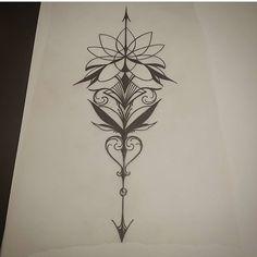 #SearchTattoo #Desenho #Tatuador #Paco @pacotatuaria