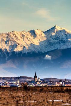 Sibiu, Romania. Photo by Florin Ihora.