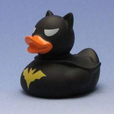 Rubber Duck Batman - Bild vergrößern