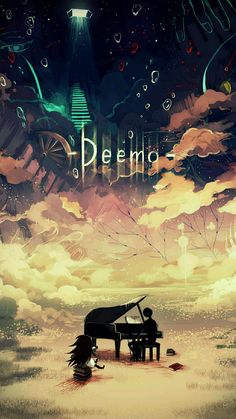 deemo-intro-3Wallpapers-iPhone-Parallax
