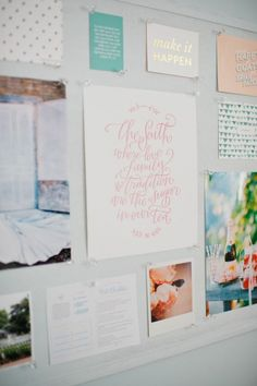 Shop Talk: Lara Casey | theglitterguide.com