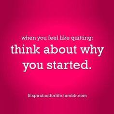 Als je er midden in een opruimklus de brui aan wilt geven, pep jezelf dan op door te denken aan de reden waarom je eraan begonnen bent.