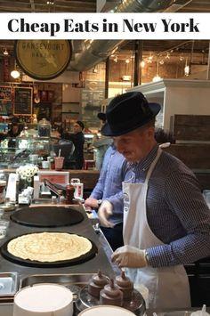 Gansevoort Market – Cheap Eats in New York's West Side