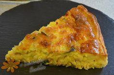 Lamboadas de Samhaim: Quiche de pollo asado