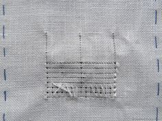 How to Work a Lavender Bag   Luzine Happel