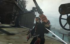 Dishonored PS3 -- Click the pic and view over 21,000 game trailers, Most in HD