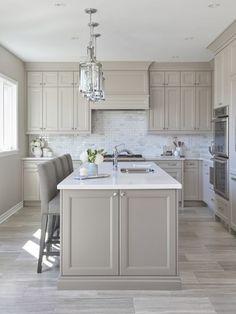 Kitchen Room Design, Home Decor Kitchen, Interior Design Kitchen, Home Kitchens, Home Depot Kitchen Remodel, Kitchen Decorations, Kitchen Remodeling, Open Plan Kitchen, Kitchen Redo