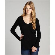 women-s-black-cashmere-v-neck-sweater-