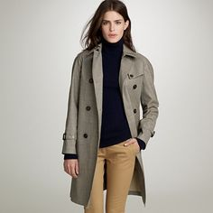 JC + Mackintosh Dollar trench coat