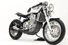 custom triumph motorcycle 2 1998 Triumph Adventurer by Steel Bent Customs