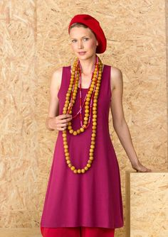 Skirts & Dresses – GUDRUN SJÖDÉN – Webshop, mail order and boutiques | Colorful clothes and home textiles in natural materials.