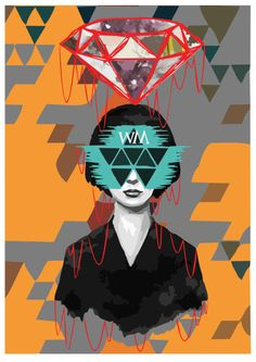 #HRUN #art #music #dubstep #arts #urban #grafika