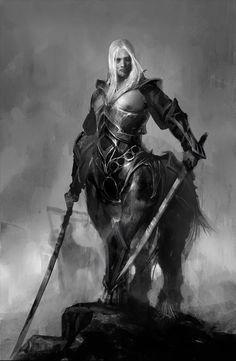 Centaur by kingkostas