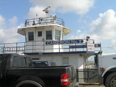 Cameron Ferry, Louisiana