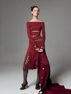 #JuliaBergshoeff by #DavidSims for #VogueUS September 2015