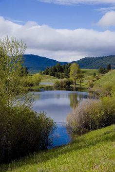 Montana, near Helena