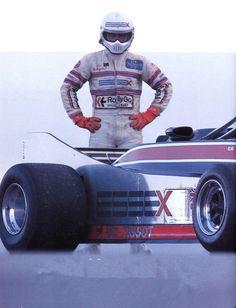 Elio De Angelis (Lotus Essex 88) - Automobiles Classiques printemps 1984.