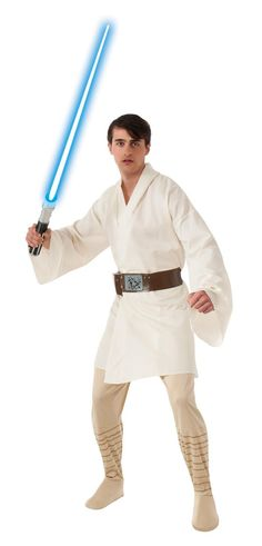 Star Wars Luke Skywalker Deluxe Adult Costume from CostumeExpress.com
