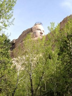 Crazy Horse Monument, Black Hills, South Dakota