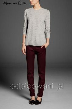 Sweter Massimo Dutti Collection EUR XS Kaszmir