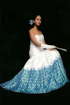 Habesha Wedding Dresses | Cultural Ethiopian clothing | Ethiopian outfits | Ethiopian fashion | Ethiopia clothing
