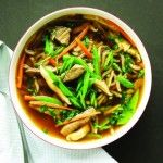 Spicy Beef Noddle Soup! great site for clean eating!!!
