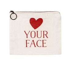 Sentiment Pouch | Pottery Barn