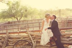 Love this couple during their Arizona wedding at Tanque Verde Ranch. Photo by @lovemylifephoto