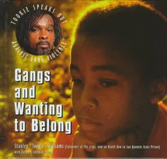 "Gangs and Wanting to Belong (Tookie Speaks Out Against Gang Violence): A founder of the Crips discusses gangs, debunking the notion that belonging to a gang is the only way a kid can ""fit in. Social Development In Adolescence, Gang Members, Infancy, Prison, Childhood, Kid, Amazon, Books, House"