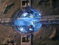 "Starfleet ships: Photo - ""Star Trek"" Starfleet starship pictures and gifs. Most of the fan-designs on here are not my ow - Star Trek 2009, Star Trek Online, Star Trek Enterprise, Star Trek Voyager, Battlestar Galactica, Star Wars, Deep Space Nine, Alien Ship, Starfleet Ships"