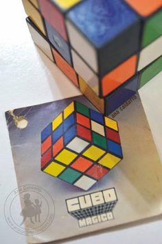 : História do Brinquedo Cubo Mágico anos 80