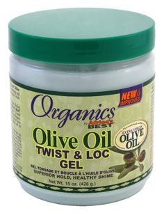 Africas Best Organic Olive Oil Gel Twist and Lock 15 oz. Jar (3-Pack) with Free Nail File -- This is an Amazon Affiliate link. Continue to the product at the image link. Comb Twist, Dry Brittle Hair, Oily Hair, 4c Hair, Deep Conditioner, Olive Oil, Natural Hair Styles, Health And Beauty, Alcohol