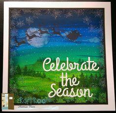 craf-ther: Celebration hop week 4: Celebrate the season
