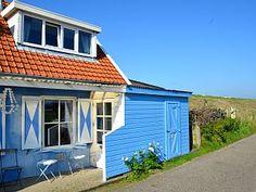 Ferienhaus 'Helga' in Groet in Schoorl: 1 Schlafzimmer, für bis zu 2 Personen. SCHOORL/GROET: Haus 'Helga' - strandnah, hübsch eingerichtet, Fahrräder, Wlan   FeWo-direkt