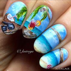 Instagram media _lastrega #nail #nails #nailart