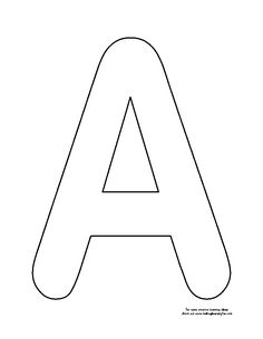 Children's activity and craft templates. Abc Phonics, Greek Alphabet, Letter Of The Week, Kids Learning Activities, Head Start, Elementary Schools, Fondant, Worksheets, Templates