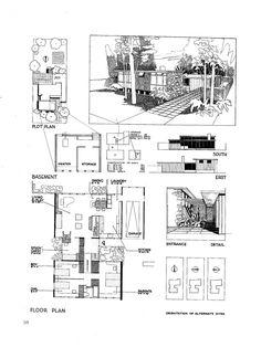"https://flic.kr/p/5QWBXg   Watson Balharrie - ""Georgia Builds"" Architectural Competition 1945-1946"
