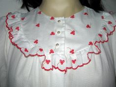 Vintage Night Gown/Robe Cover Up by 2nuttygirlz on Etsy, $15.00