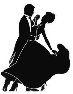 Dancing Couple Silhouette | Did the Ballroom Influence Backfire?
