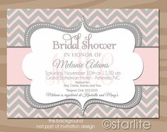 Hey, I found this really awesome Etsy listing at https://www.etsy.com/listing/112622406/monogram-bridal-shower-invitation-pink