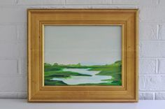 ART SALE | Lowcountry Marsh Series 1 The North End