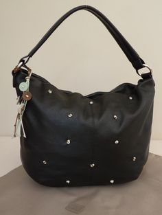 "Radley Black Large Shoulder bag - ""Portobello"" - BNWT - RRP £189.00 - NEW | eBay"