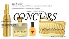 All that beauty things....: Concurs El Divino...23.07-15.08