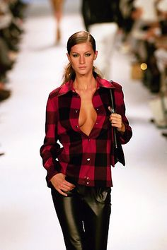 Celine Outono Inverno 1999